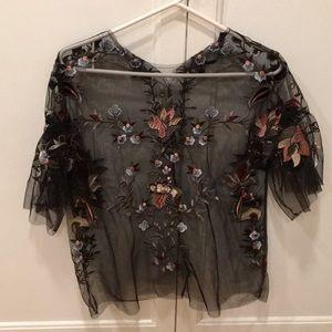 Special Zara blouse